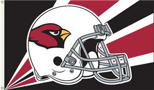 NFL Arizona Cardinals 3' x 5' Flag w/Grommets