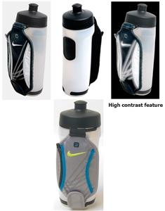 NIKE Lightweight Running Hand-Held Water Bottle