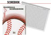 Champion Sports Baseball Scorebooks