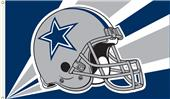 NFL Dallas Cowboys 3' x 5' Flag w/Grommets