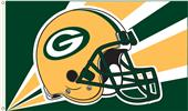 NFL Green Bay Packers 3' x 5' Flag w/Grommets