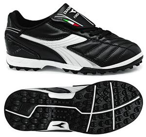 Diadora Forza TF JR Soccer Shoes - Black