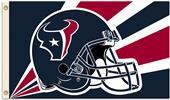 NFL Houston Texans 3' x 5' Flag w/Grommets