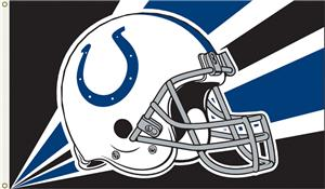 NFL Indianapolis Colts 3' x 5' Flag w/Grommets