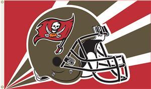 NFL Tampa Bay Buccaneers 3' x 5' Flag w/Grommets