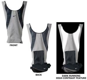 NIKE Lightweight Running Vest With Waistpack