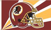 NFL Washington Redskins 3' x 5' Flag w/Grommets