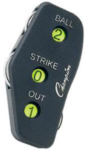 Champion 3 Wheel Oversized Umpire Indicator (DZ)