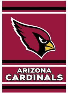 "NFL Arizona Cardinals 28"" x 40"" House Banner"
