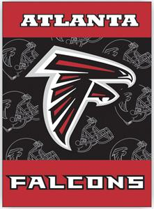 "NFL Atlanta Falcons 28"" x 40"" House Banner"