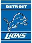 """NFL Detroit Lions 28"""" x 40"""" House Banner"""