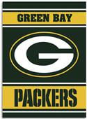 "NFL Green Bay Packers 28"" x 40"" House Banner"
