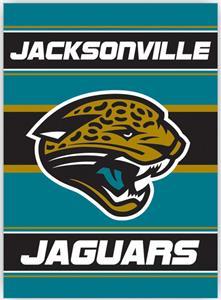 "NFL Jacksonville Jaguars 28"" x 40"" House Banner"
