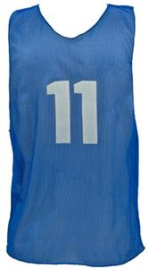 CHAMPION Numbered Practice Vests 1-12 (DOZENS)