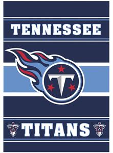"NFL Tennessee Titans 28"" x 40"" House Banner"