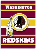 "NFL Washington Redskins 28"" x 40"" House Banner"