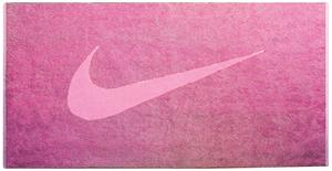 NIKE Cherry Pink Sport Towel 100% Cotton