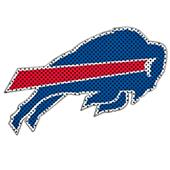 BSI NFL Buffalo Bills Auto Diecut Window Film