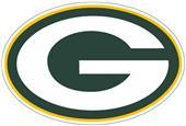 NFL Green Bay Packers Auto Diecut Window Film