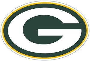 NFL Green Bay Packers Auto Diecut Window Film