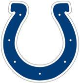 NFL Indianapolis Colts Auto Diecut Window Film
