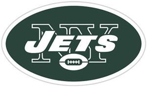 NFL New York Jets Auto Diecut Window Film