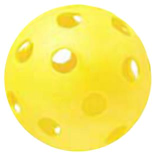 Champion Sports Yellow Plastic Softballs (DOZEN)