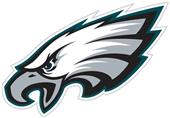 NFL Philadelphia Eagles Auto Diecut Window Film