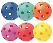Champion Sports Plastic Softballs (Set of 6)