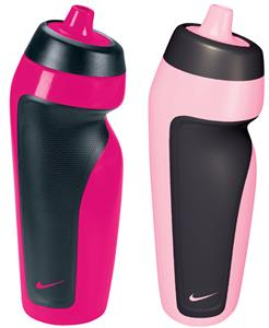 NIKE Sport Water Bottles Perfect or Vivid Pink
