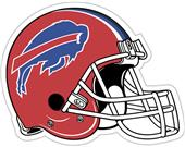 "NFL Buffalo Bills 12"" Die Cut Car Magnet"