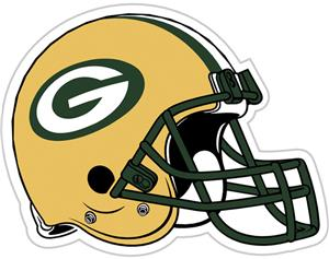 "NFL Green Bay Packers 12"" Die Cut Car Magnet"