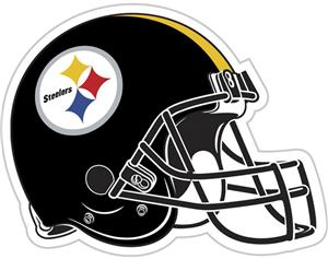 "NFL Pittsburgh Steelers 12"" Die Cut Car Magnet"