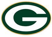 """NFL Green Bay Packers Logo 12"""" Die Cut Car Magnet"""