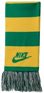 NIKE NSW Heavy Scarf II Pine Green