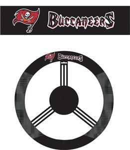 NFL Tampa Bay Buccaneers Steering Wheel Cover