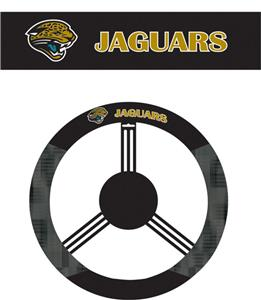 NFL Jacksonville Jaguars Steering Wheel Cover