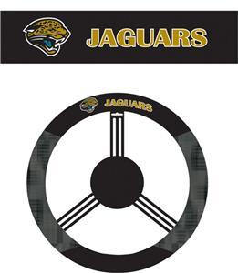 NFL Jacksonville Jaguars Steering Wheel Cover
