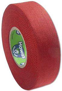 Howies Red Colored Athletic Tape (Case)
