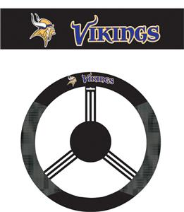 NFL Minnesota Vikings Steering Wheel Cover