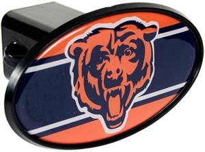 NFL Chicago Bears Trailer Hitch Cover