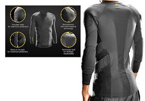 Storelli BodyShield Soccer GK 3/4 Shirts