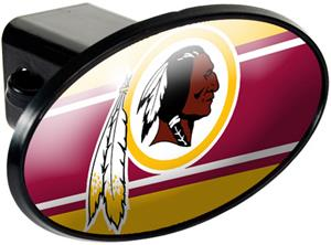 NFL Washington Redskins Trailer Hitch Cover