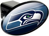NFL Seattle Seahawks Trailer Hitch Cover