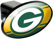 NFL Green Bay Packers Trailer Hitch Cover