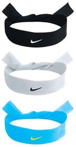 NIKE Dri-Fit Head Tie Hair Bands