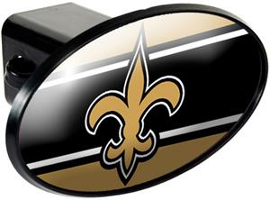 NFL New Orleans Saints Trailer Hitch Cover