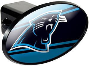 NFL Carolina Panthers Trailer Hitch Cover