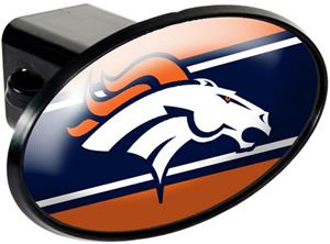 NFL Denver Broncos Trailer Hitch Cover