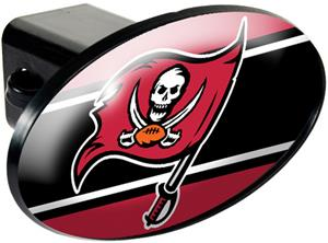 NFL Tampa Bay Buccaneers Trailer Hitch Cover